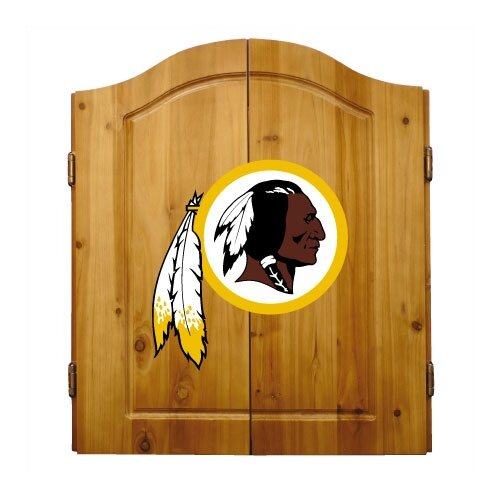 Imperial Nfl Team Logo Complete Dart Cabinet Set Amp Reviews
