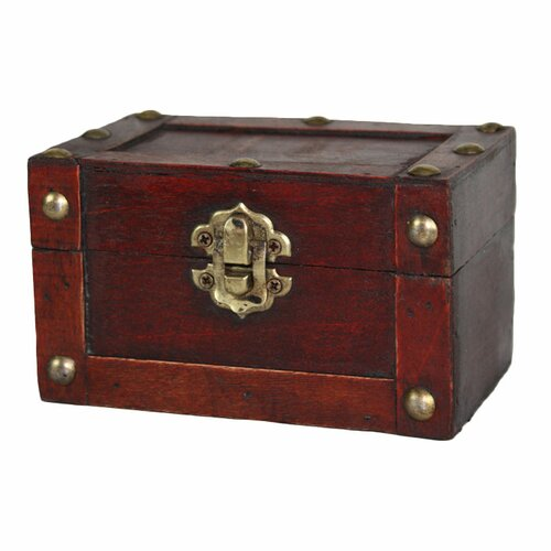 Small Mini Treasure Chest