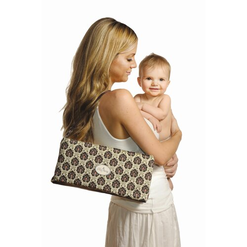 Peek Away Essentials Nursing Pillow Handbag Kit