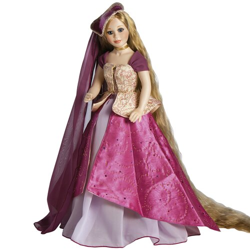 Rapunzel Let Your Hair Down Doll