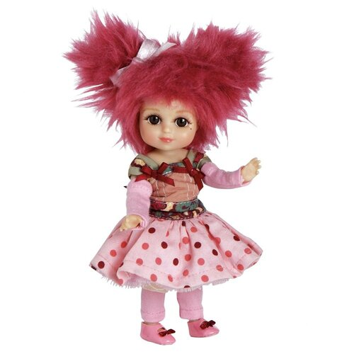 Ruella Raspberry Bitty Belle Mop Top Doll