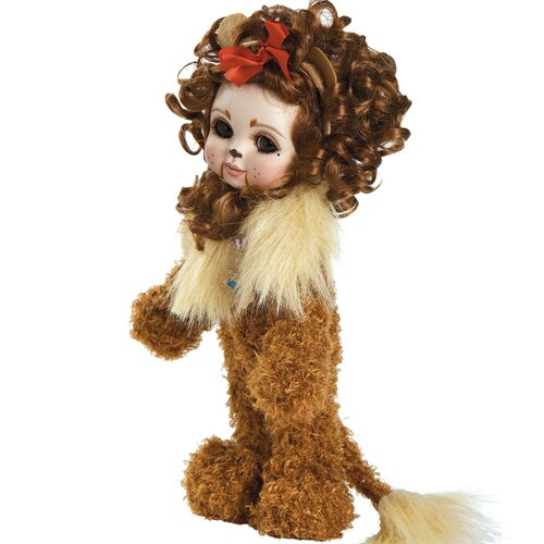 Adora Belle Cowardly Lion Doll