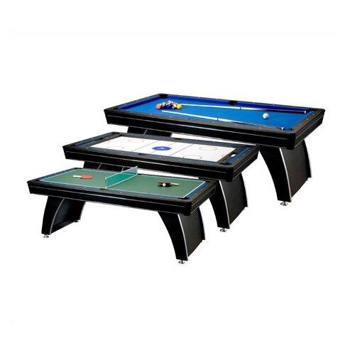 Phoenix 3-in-1 7' Multi-Game Table