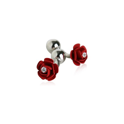 Cuff-Daddy Rose Cufflinks with Crystal