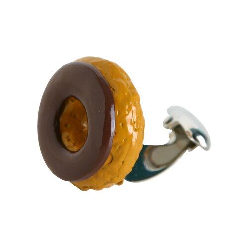 Cuff-Daddy Doughnut Cufflinks