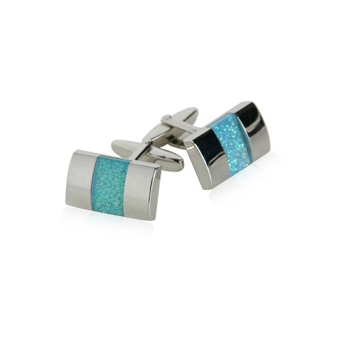 Cuff-Daddy Galaxy Stones Cufflinks