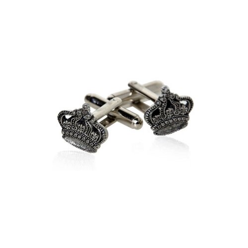 Cuff-Daddy Crown King Cufflinks