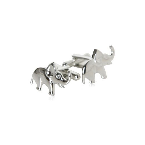 Cuff-Daddy Elephant Cufflinks
