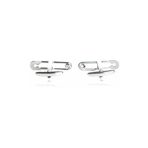 Cuff-Daddy Safety Pin Cufflinks