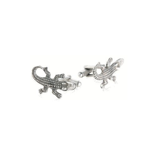 Cuff-Daddy Alligator Cufflinks