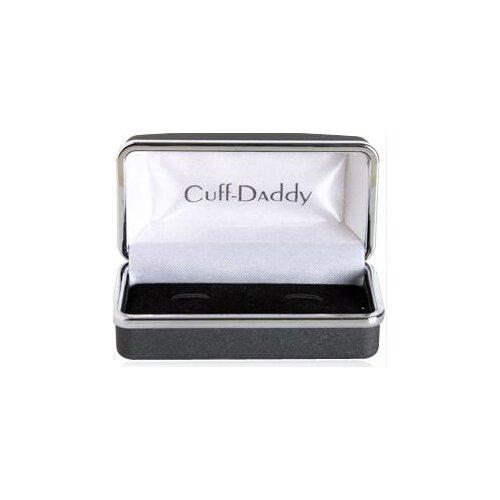 Cuff-Daddy Square Engravable Cufflinks