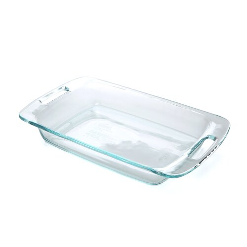 3 Qt. Grip-Rite Oblong Baking Dish