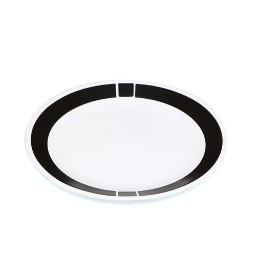 """Corelle Livingware 10.25"""" Urban Dinner Plate"""