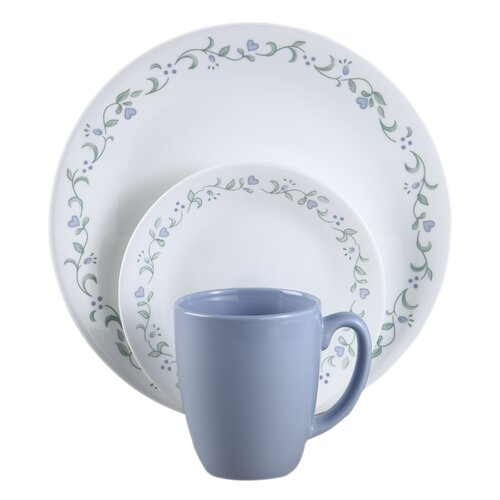 Livingware Country Cottage 16 Piece Dinnerware Set