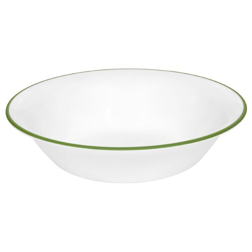 Corelle Impressions Shadow Iris 18 oz. Soup / Cereal Bowl