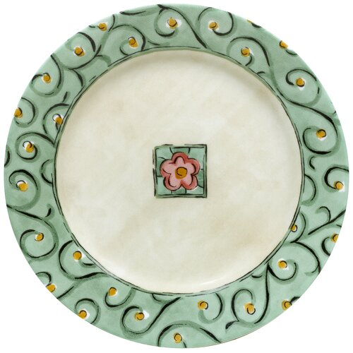 "Corelle Impressions 8.5"" Watercolors Plate"