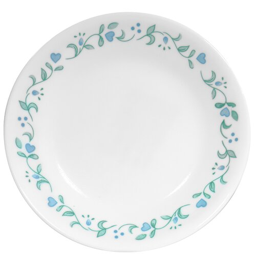 "Corelle Livingware 6.75"" Country Cottage Bread and Butter Plate"