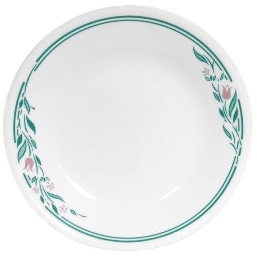 "Corelle Livingware 6.75"" Rosemarie Bread and Butter Plate"