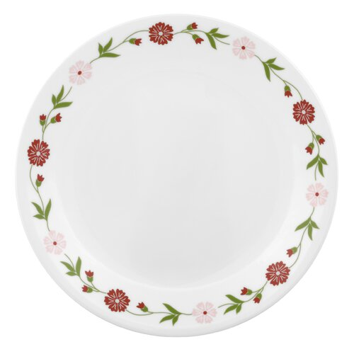 "Corelle Livingware8.5"" Spring Pink Plate"