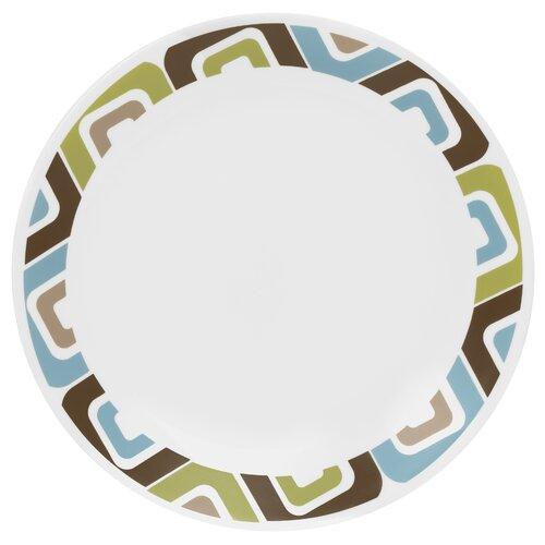 """Corelle Livingware 10.25"""" Square Dinner Plate"""