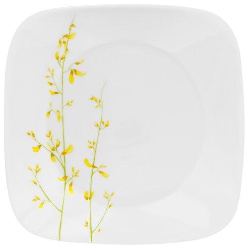 """Corelle Square 10.5"""" Kobe Dinner Plate"""