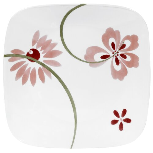 "Corelle Square 10.25"" Dinner Plate"