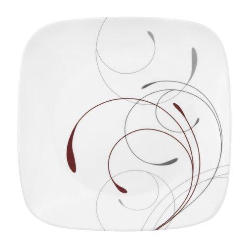 """Corelle Splendor 10.5"""" Square Dinner Plate"""