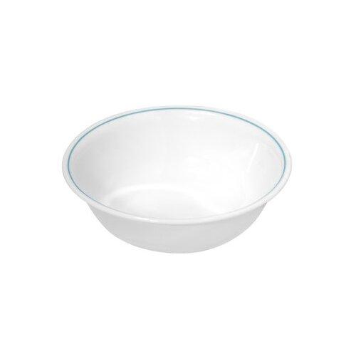 Corelle Livingware 18 oz. Apricot Grove Soup / Cereal Bowl