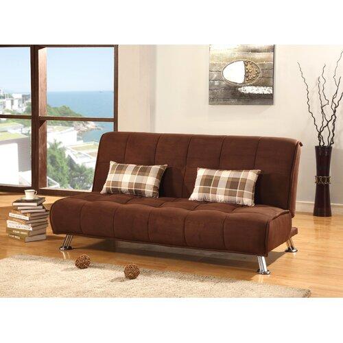 Memphis Futon Convertible Sofa