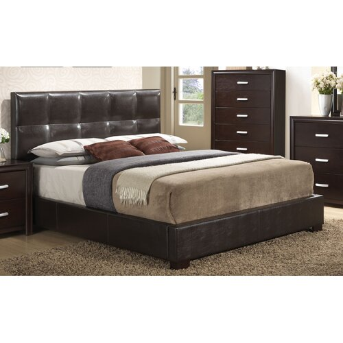 Bostwick Panel Bed