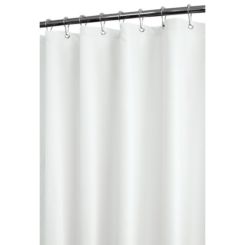 Solid Polyester Dorset Shower Curtain