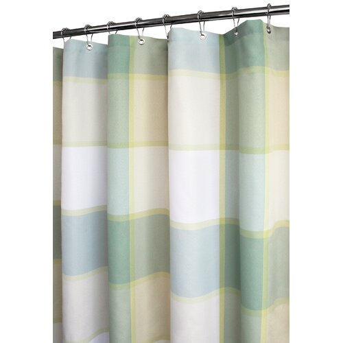 Watershed Yarn Dyes Polyester Portman Shower Curtain