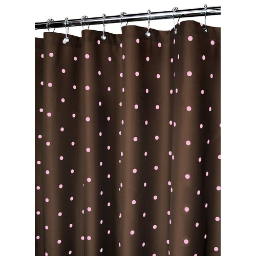 Watershed Prints Stall Polyester Classic Polka Dot Stall Shower Curtain Wayfair