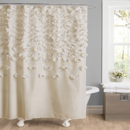 Special Edition by Lush Decor Lucia Polyester Shower Curtain