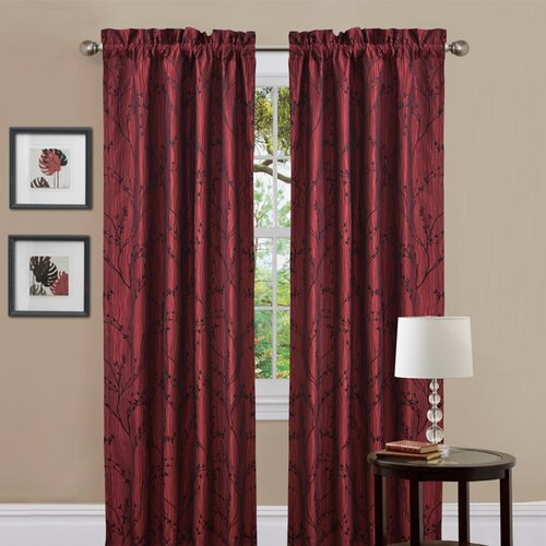 Special Edition by Lush Decor Rod Pocket Curtain Panel