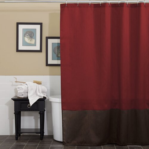 Special Edition by Lush Decor Prima Polyester Shower Curtain