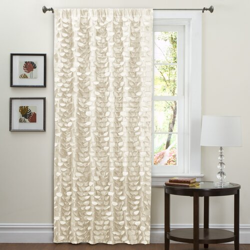 Special Edition by Lush Decor Lillian Window Panel