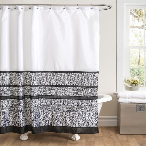 Special Edition by Lush Decor Tribal Dance Polyester Shower Curtain
