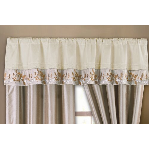 "Special Edition by Lush Decor Bloom 84"" Curtain Valance"