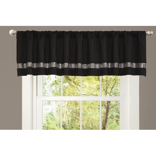 "Special Edition by Lush Decor Night Sky 84"" Curtain Valance"