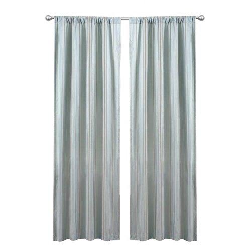 Special Edition by Lush Decor Haru Rod Pocket Curtain Single Panel