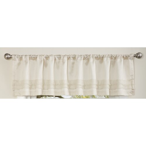 "Special Edition by Lush Decor Paloma 84"" Curtain Valance"