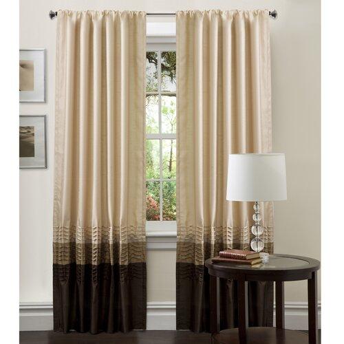 Special Edition by Lush Decor Mia Rod Pocket Curtain Panel