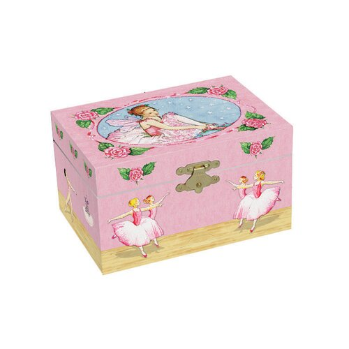 Enchantmints Ballerinas Treasure Music Box