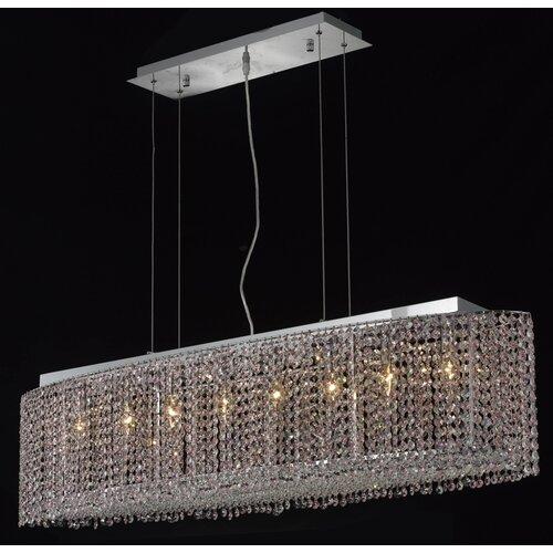 Elegant Lighting Moda 8 Light Pendant