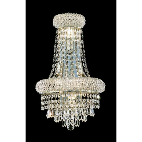 Elegant Lighting Primo 4 Light Wall Sconce