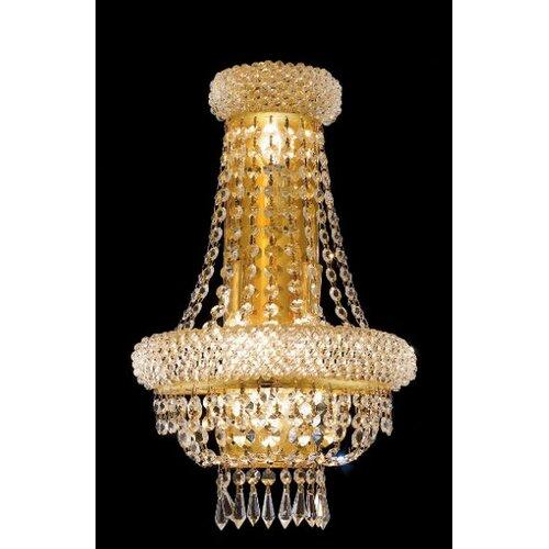 Elegant Lighting Primo 4 Light Wall Sconce