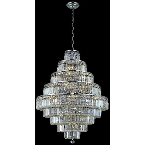 Maxim 20 Light Chandelier