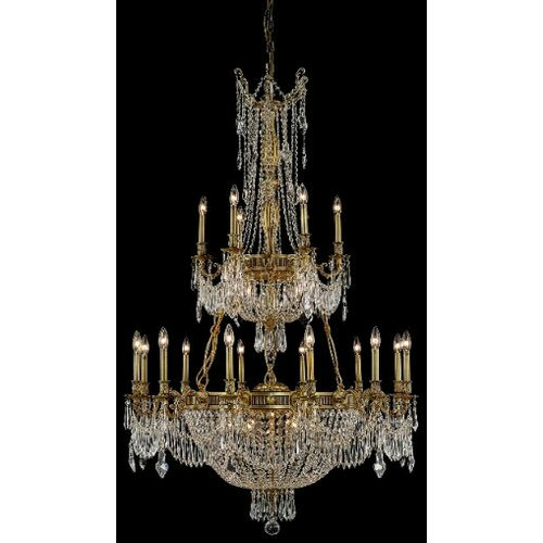 Elegant Lighting Esperanza 27 Light  Chandelier
