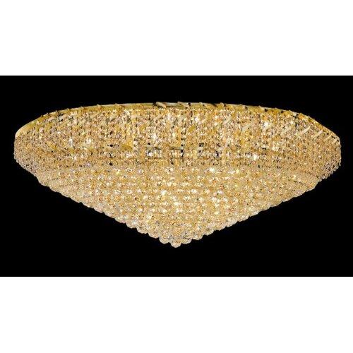 Elegant Lighting Belenus 36 Light Flush Mount